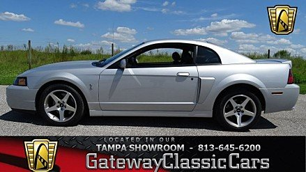 2003 Ford Mustang Cobra Coupe for sale 100963511