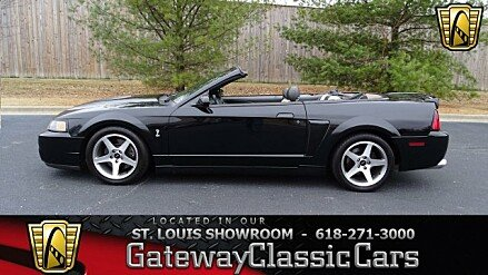 2003 Ford Mustang Cobra Convertible for sale 100965408