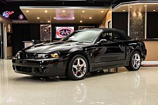 2003 Ford Mustang Cobra Convertible for sale 100970521