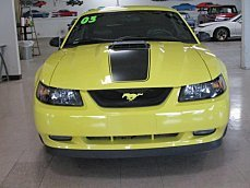 2003 Ford Mustang Mach 1 Coupe for sale 100970814
