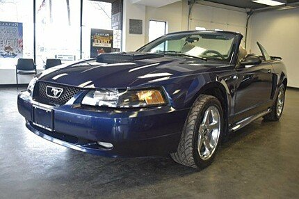 2003 Ford Mustang GT Convertible for sale 100971842