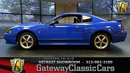 2003 Ford Mustang Mach 1 Coupe for sale 100974245