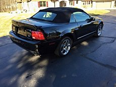 2003 Ford Mustang Cobra Convertible for sale 100985296