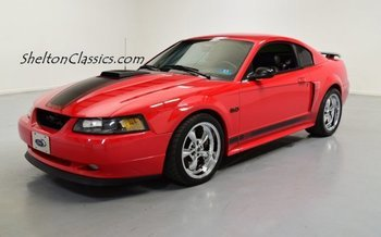 2003 Ford Mustang Mach 1 Coupe for sale 100996889
