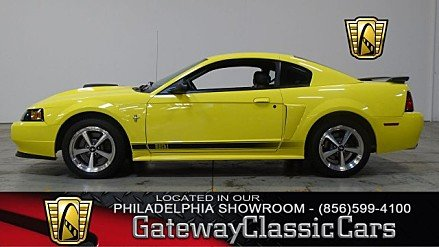 2003 Ford Mustang Mach 1 Coupe for sale 101000080