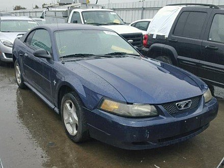 2003 Ford Mustang Coupe for sale 101027316