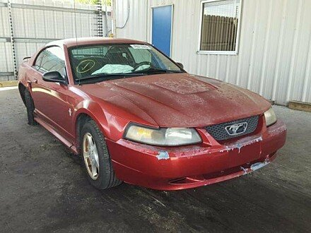 2003 Ford Mustang Coupe for sale 101030736