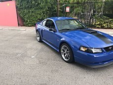 2003 Ford Mustang Mach 1 Coupe for sale 101044409