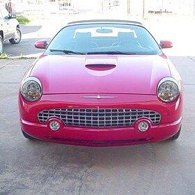 2003 Ford Thunderbird for sale 100757835