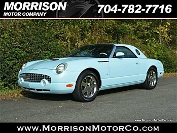 2003 Ford Thunderbird for sale 100914681
