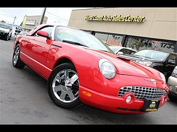 2003 Ford Thunderbird for sale 100923379