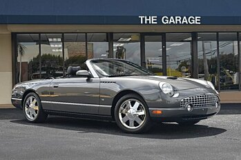 2003 Ford Thunderbird for sale 100947385