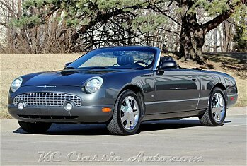 2003 Ford Thunderbird for sale 100969338