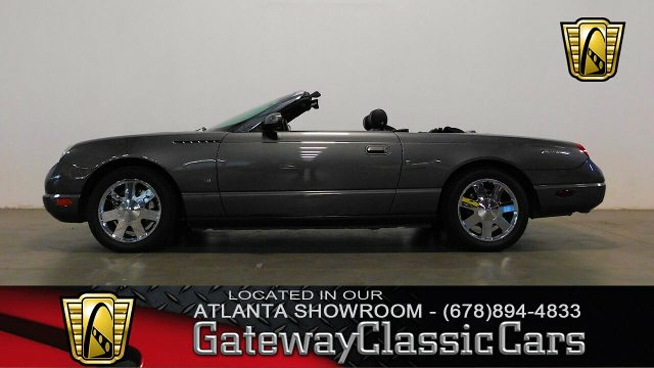 2003 Ford Thunderbird for sale 100974243