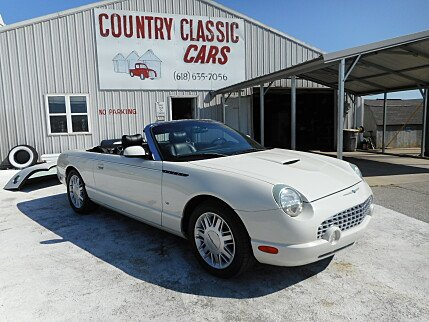 2003 Ford Thunderbird for sale 100879622