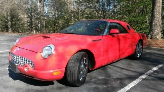 2003 Ford Thunderbird Sport For Sale 100753818 Awesome Design