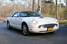 2003 Ford Thunderbird for sale 100844110