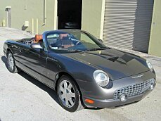 2003 Ford Thunderbird for sale 100881975
