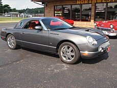 2003 Ford Thunderbird for sale 100889491