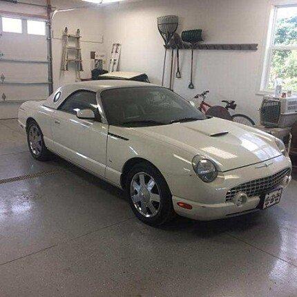 2003 Ford Thunderbird for sale 100891164