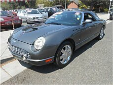 2003 Ford Thunderbird for sale 100895649