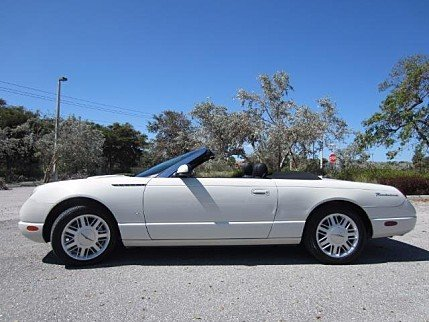 2003 Ford Thunderbird for sale 100907793