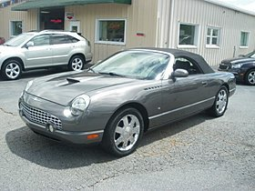 2003 Ford Thunderbird for sale 100913332
