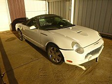 2003 Ford Thunderbird for sale 100914539