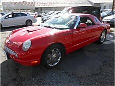 2003 Ford Thunderbird for sale 100923707