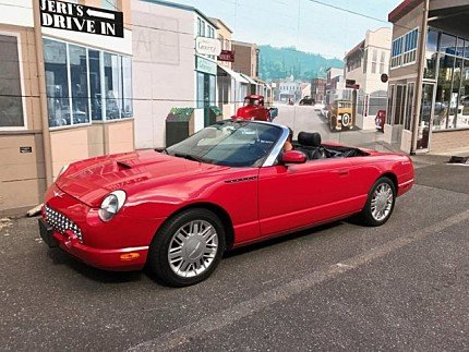 2003 Ford Thunderbird for sale 100924680