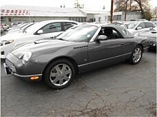2003 Ford Thunderbird for sale 100931729