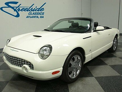 2003 Ford Thunderbird for sale 100947971