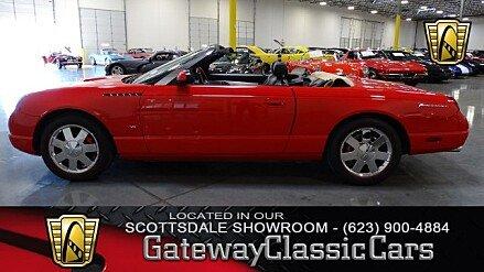 2003 Ford Thunderbird for sale 100954106