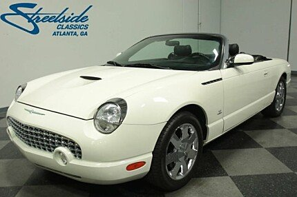 2003 Ford Thunderbird for sale 100957252