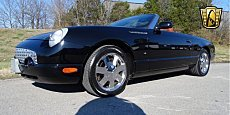 2003 Ford Thunderbird for sale 100965171