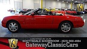 2003 Ford Thunderbird for sale 100965434