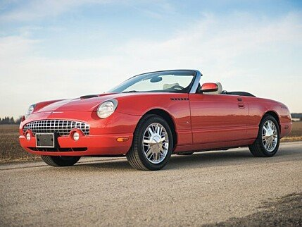 2003 Ford Thunderbird for sale 100966004