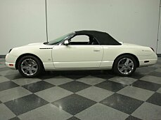 2003 Ford Thunderbird for sale 100975616