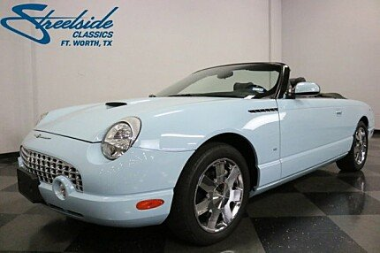 2003 Ford Thunderbird for sale 100979787