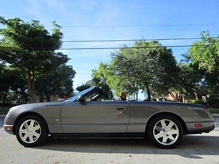 2003 Ford Thunderbird for sale 100995817