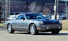 2003 Ford Thunderbird for sale 101000563