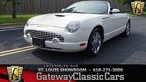2003 Ford Thunderbird for sale 101020797