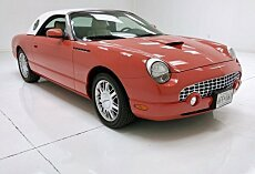 2003 Ford Thunderbird for sale 101046205