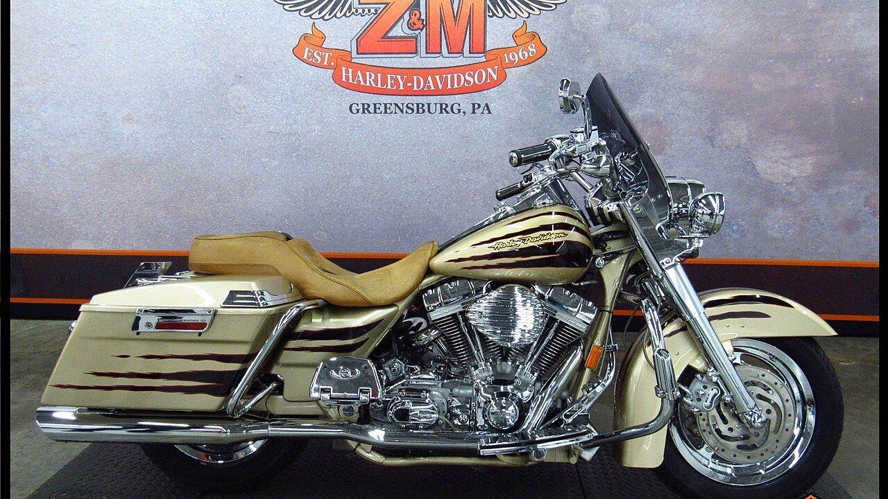 2003 Harley-Davidson CVO for sale 200498720