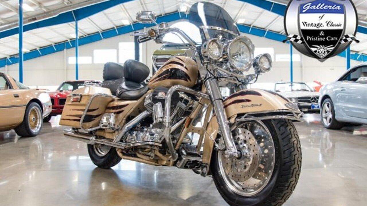 2003 Harley-Davidson CVO for sale 200548715