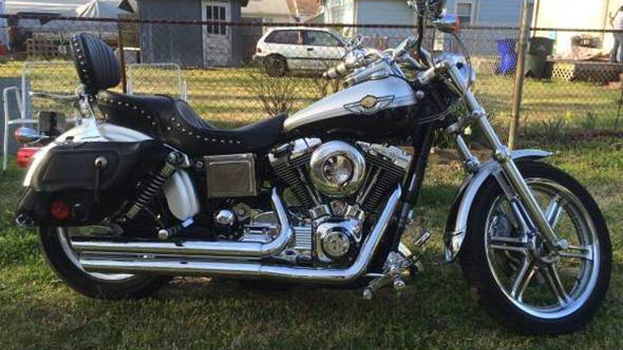 2003 Harley-Davidson Dyna for sale 200407575