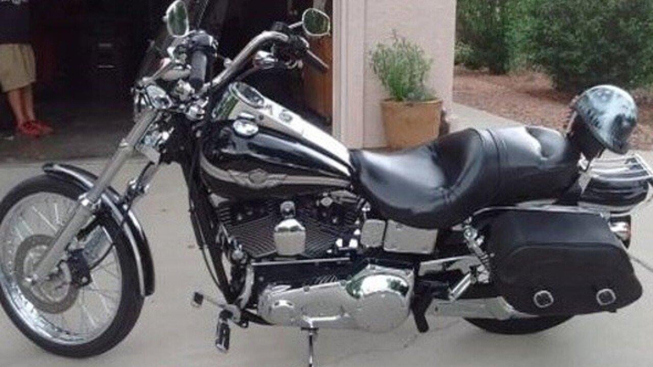 2003 Harley-Davidson Dyna for sale 200482935