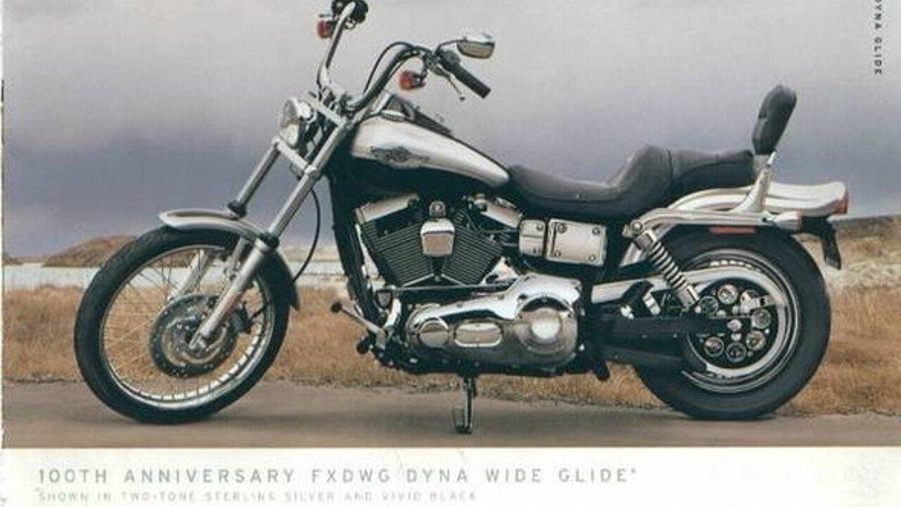 2003 Harley-Davidson Dyna for sale 200553414