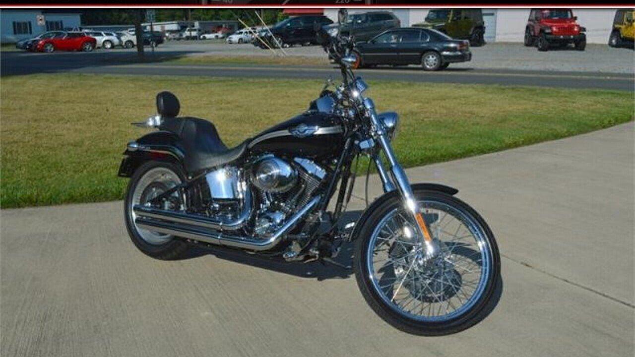 2003 Harley-Davidson Softail for sale 200373275