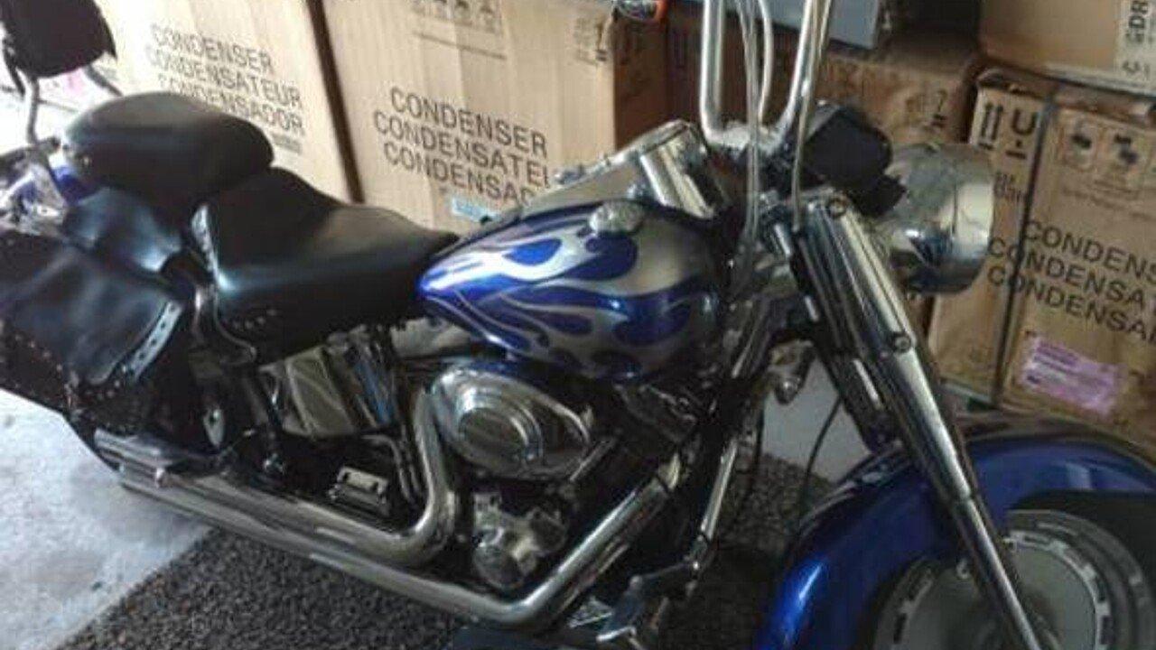 2003 Harley-Davidson Softail for sale 200416734